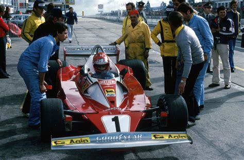 This era of f1 cars does not really do it for me, but you know, niki lauda. Niki Lauda Germany 1976 #F1