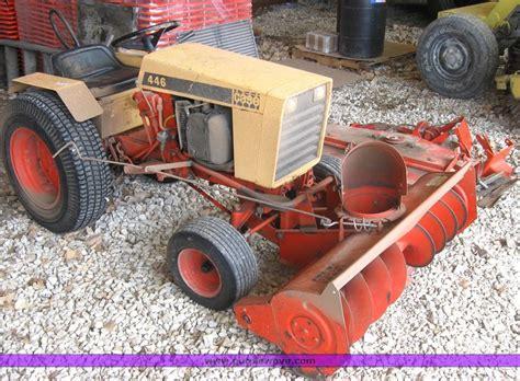 Case 446 Garden Tractor Reviews  Garden Ftempo