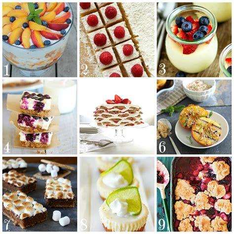 best summer dessert recipes cakejournal