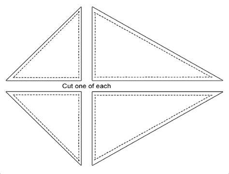 kite template 9 printable kite templates doc pdf free premium templates