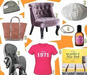 Idée Cadeau Femme 40 Ans : cadeau noel femme 40 ans id es cadeaux ~ Teatrodelosmanantiales.com Idées de Décoration