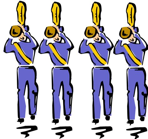 Marching Band Clipart Marching Band Instruments Clipart Clipart Suggest