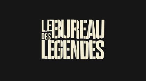 logo le de bureau le bureau des légendes saison 1