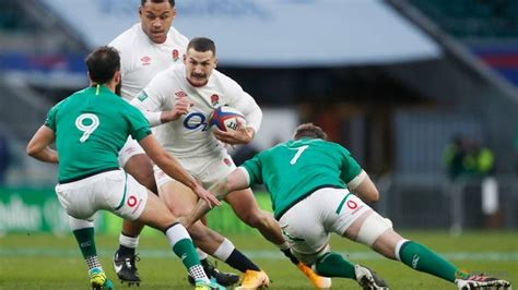 Rugby-Spectacular May try helps England see off Ireland - CNA