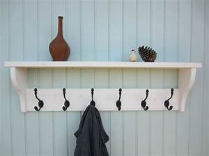 best 25 coat hook shelf ideas on pinterest coat hooks With wall hook rack moms solution for the house
