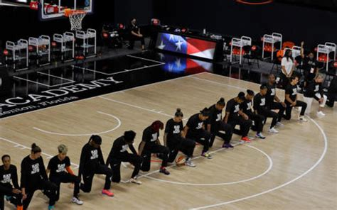 NBA, WNBA and MLB Cancel Games After Players Boycott in ...