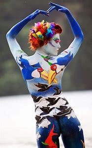 Body Art Painting