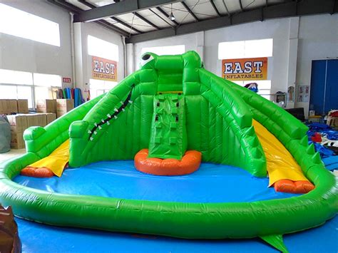 Backyard Inflatables Water Slides For Sale, Buy Giant