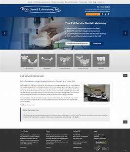Dental Website Design Portfolio