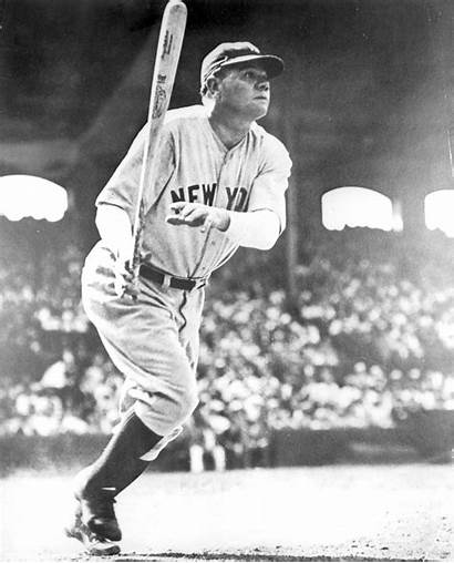 Ruth Babe Baseball Hall Fame Park Yankees