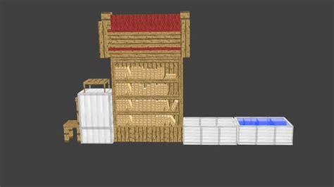 blender furniture pack minecraft project