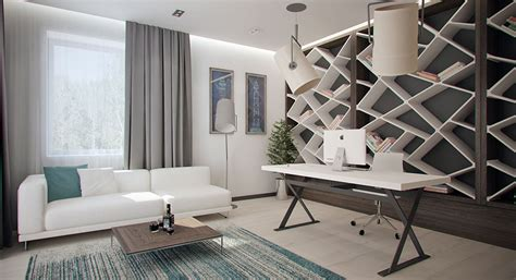 Avant Garde Apartments Feature The Lines And Lighting Visualized by Avant Garde Apartments Feature The Lines And