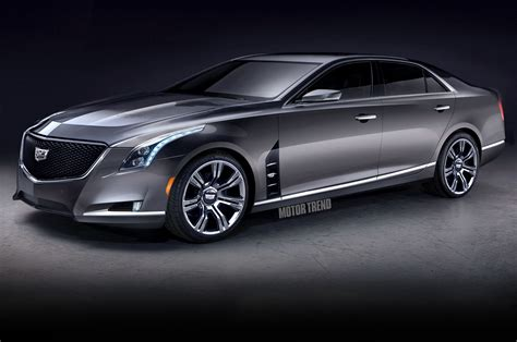 Cadillac Ct6 Rendering by 2016 Cadillac Ct6 Production Model Renderings Cadillac