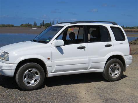 Suzuki Grand Vitara 1999 by 1999 Suzuki Grand Vitara 4x4 Wojo12 Shannons Club