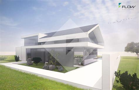 Moderne Coole Häuser by Architektenhaus Satteldach In Moderner Architektur Bauen