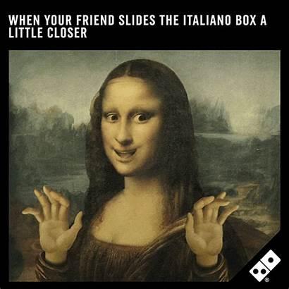 Pizza Dominos Animated Domino Giphy Reaction Italiano