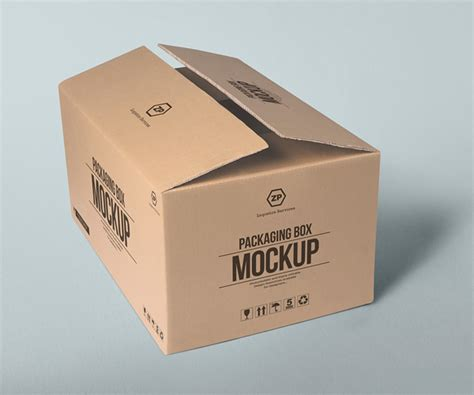 Free psd paper box with tablets mockup set. New Free PSD Mockup Templates for Designers (27 MockUps ...