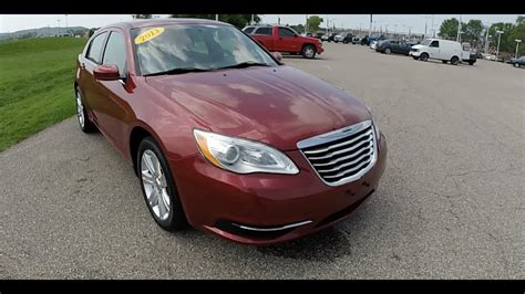 chrysler  lx red great gas mileage
