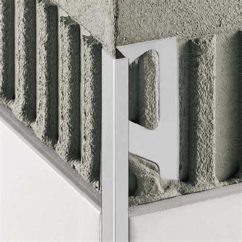 schluter deco ae square edge anodised aluminium 2 5m