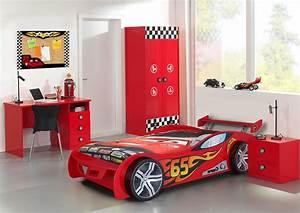 Lit Voiture Ikea : chambre complete enfant rallycar zd1 ch e c ~ Teatrodelosmanantiales.com Idées de Décoration