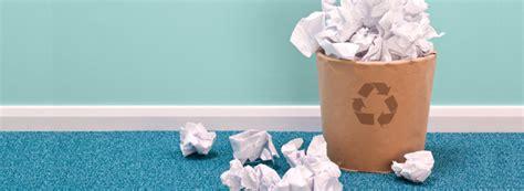 la collecte et le recyclage du papier de bureau 224 la peine