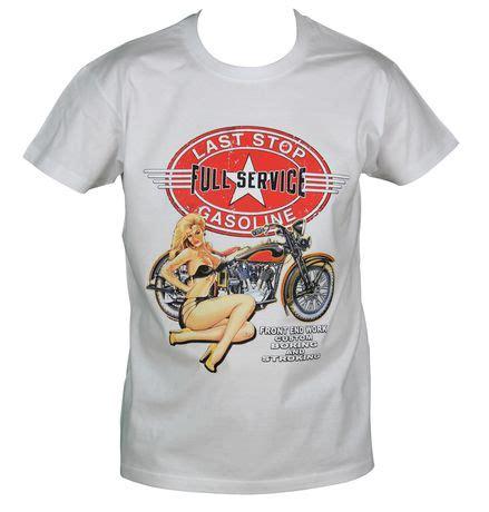 t shirt homme biker moto et squelette shut up and ride