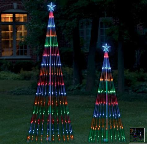 light show outdoor tree speace