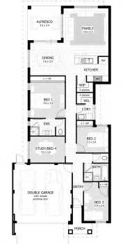 10 metre wide home designs celebration homes - Small 3 Story House Plans