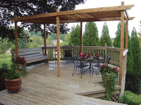building a pergola roof 13 free pergola plans you can diy today