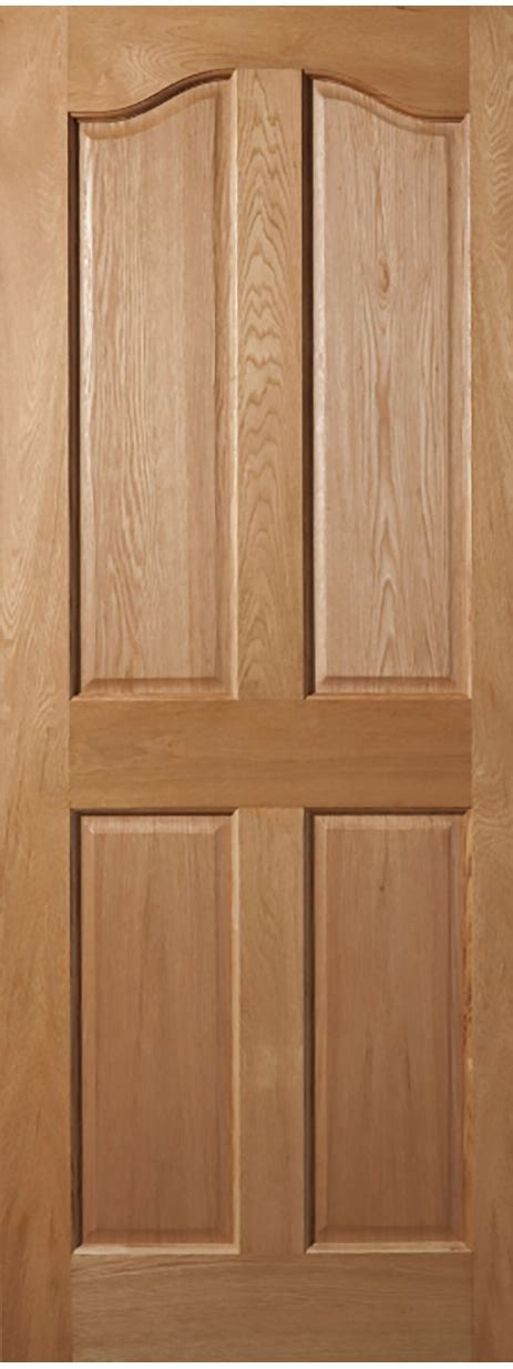 We supply and fit a full range of internal oak doors
