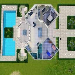 maisons sur sims 3 studio design gallery best design