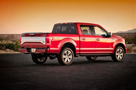 2014 Ford F150 V6 Ecoboost by 2015 Ford F 150 Loses 700 Pounds And Gets 2 7 Liter
