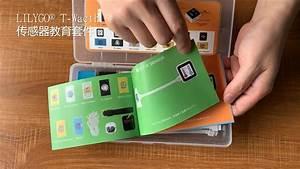 Lilygo U00ae Ttgo T Watch Sensor Education Kit Japanese Packing
