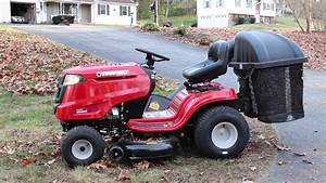 Hands On Review Of Troy-bilt Bronco Riding Mower
