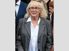 Stephen Lewis funeral On The Buses star Anna Karen pays