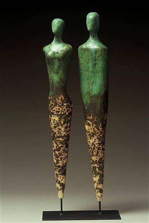 balance  cathy broski ceramic sculpture artful home