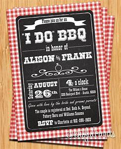 i do bbq invitations for weddings glitter 39n39 spice With i do bbq wedding invitations templates