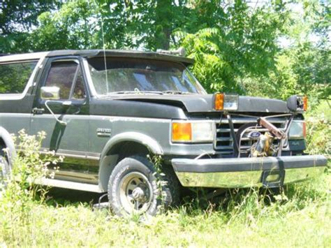 small engine maintenance and repair 1988 ford bronco ii free book repair manuals sell new 1988 bronco xlt parts or repairs in pine island new york united states