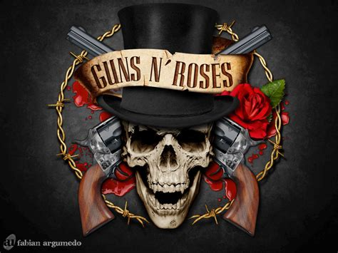 Guns N Roses Iphone Wallpaper (28+ images) on Genchi info