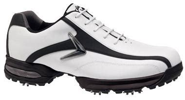 Callaway Chev Comfort Mens Golf Shoes by Callaway Chev Comfort S Golf Shoes White Black Or