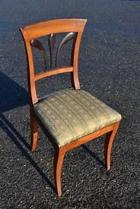 Chaise Ancienne Avec Accoudoir Chaise With Chaise