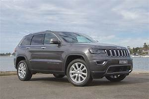 Jeep Grand Cherokee 2017 : jeep grand cherokee limited 2017 review carsguide ~ Medecine-chirurgie-esthetiques.com Avis de Voitures