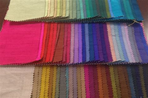 Fabric Swatches For Custom Drapes And Shades