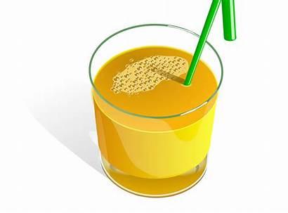 Juice Orange Clipart Svg Apple Glass Ficheiro