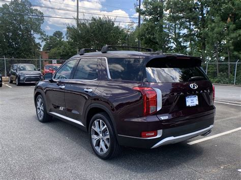 We analyze millions of used cars daily. New 2020 Hyundai Palisade SEL FWD Sport Utility