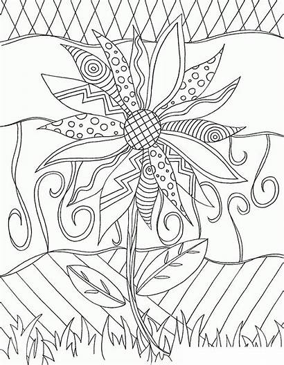 Coloring Pages Adults Cool