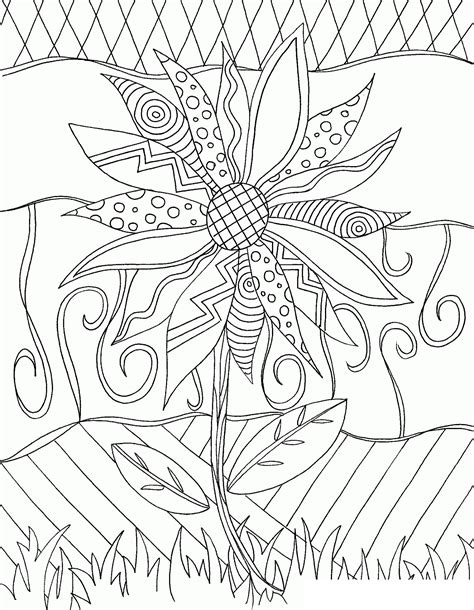 Cool Coloring Pages for Adults 101 Coloring