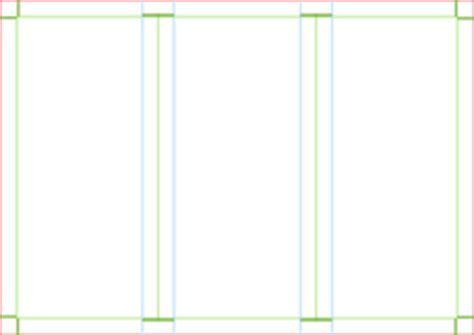 Clipart Trifold Brochure Template A4 Page Size Landscape Trifold Brochure Template A4 Page Size Landscape Clipart
