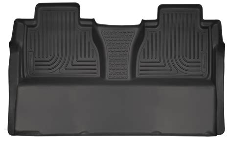 Husky Liner Floor Mats For Toyota Tundra by Husky Liners Weatherbeater 2014 2017 Toyota Tundra Crewmax