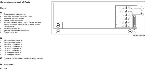 Mercede Radio Wiring Diagram For 2003 by Cd Changer Power Loom Wiring Colours Mbworld Org Forums